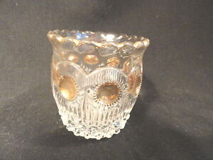 Crystal-amp-Gold-Pressed-Glass-Toothpick-Manhattan-US-Glass-1898