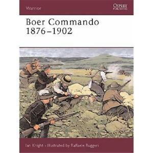 Osprey-Warrior-Boer-Commando-1876-1902-WAR-Nr-86