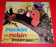 Bobby Day -- Rockin` with robin  -- LP / Oldies