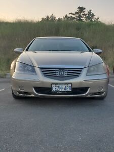 2007 Acura RL Immaculate condition