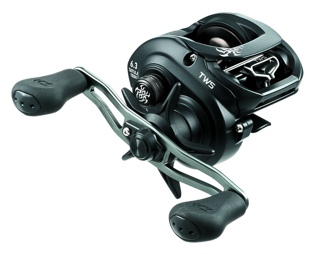 Daiwa Tatula 150 Series Bait Casting Fishing Reel (Choose Model)