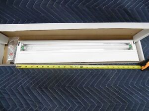 Details About Phillips Alkco White Little Inch Under Cabinet Lamp With Switch L2f2120swh