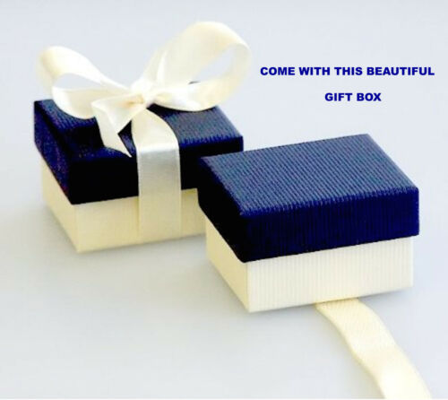 Señoras plata 925 Esmeralda Halo Anillo Boda Compromiso Anillo Set caja de regalo-vendedor de Reino Unido