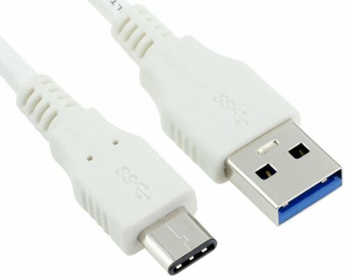 "USB-C USB 3.1 Type C Male to USB 3.0 Male Data Charge Cable Macbook 12/"" Nokia N1"