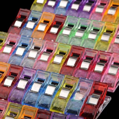 PLASTIQUE Quilter Support Pinces Couture Accessoires Couette Fixation