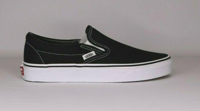 BlackOnBlack/BlackWhite Canvas Shoes