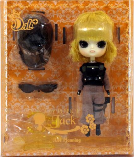 "Jun Planning Groove LD-500 LITTLE DAL POLICE JACK Doll 4.5/"" NIP mini pullip"