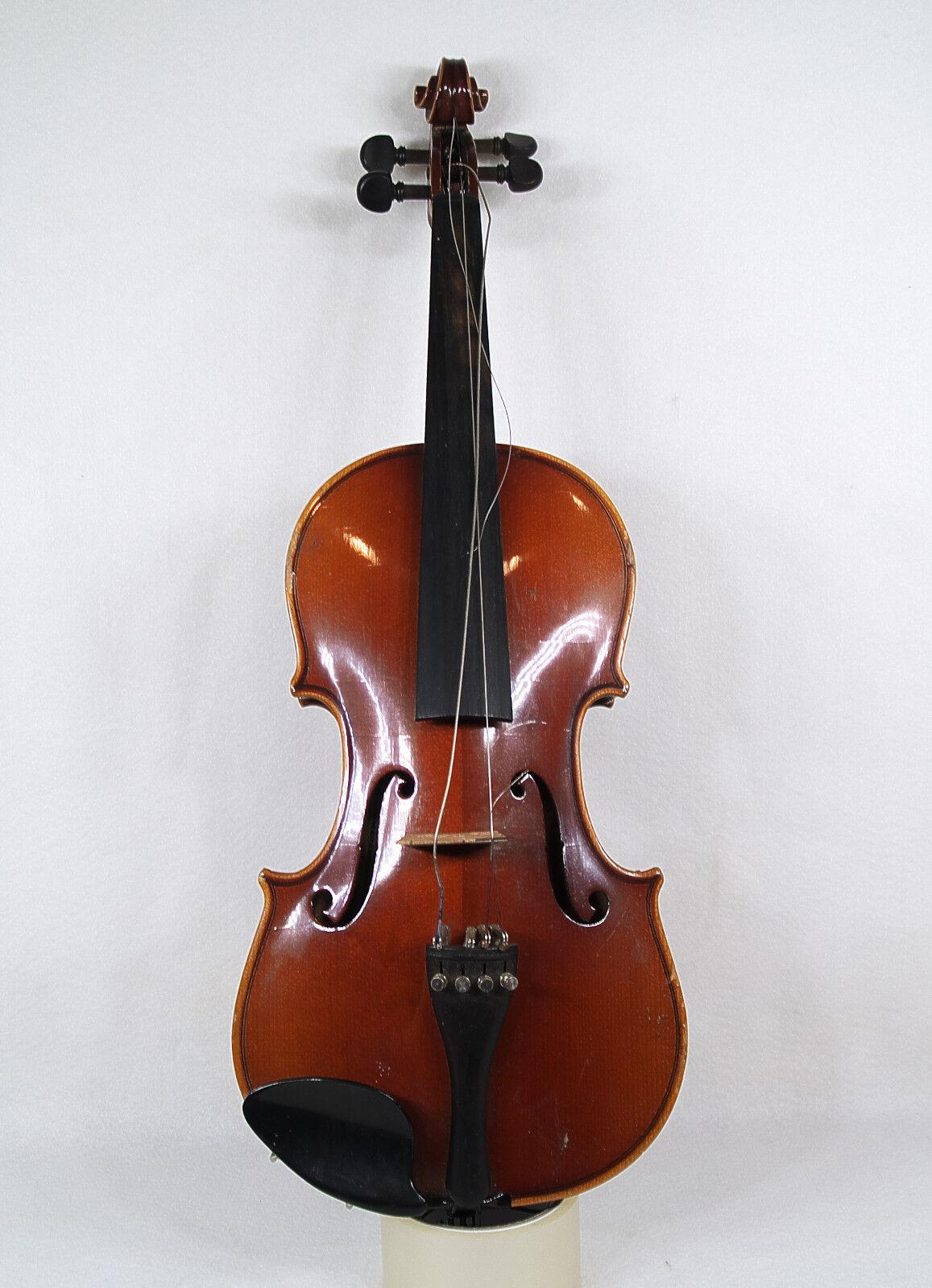 Andrew Schroetter Model 320-14 S -549 Violin Germany 1986