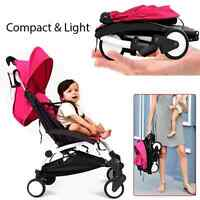 Portable Lightweight Baby Travel Stroller Uk Seller