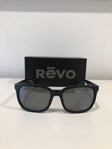 956d1f6cf0 Revo Slater - Matte Black W  Graphite Lenses 796764650741