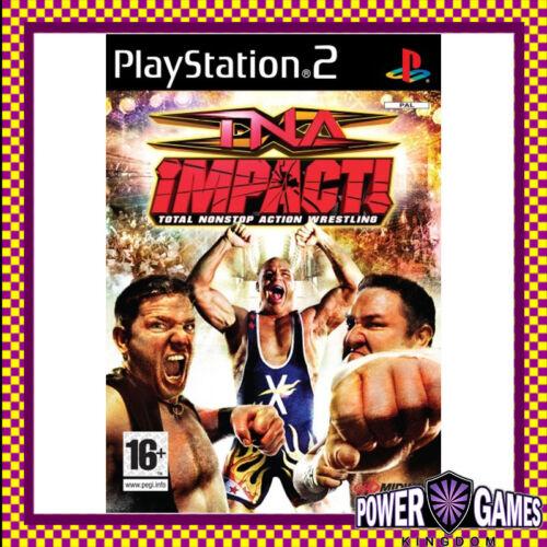 1 of 1 - TNA iMPACT PS2 (Sony PlayStation 2) Brand New