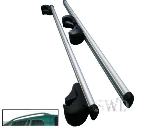 Mitsubishi shogun 4x4 2000-2007 Aluminium Car Roof Rack Rail cros Bars Locking