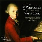 Fantasias & Variations (CD, Jan-2008, The Gift of Music)