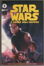 STAR WARS trilogia di thrawn 1 L'EREDE DELL' IMPERO magic press 1997