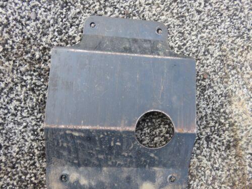 KAWASAKI MULE 2510 KAF620-A1  GEAR CASE GUARD 55020-1449
