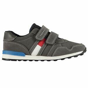 selezione premium vendita calda online più foto scarpe bambino ginnastica sneakers Tommy Hilfiger FLAG TRAINERS ...