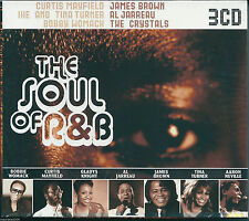 The Soul of R&B 1 (2003) BOX 3CD NUOVO Eddie Floyd Knock On Wood. Lee Dorsey Ya