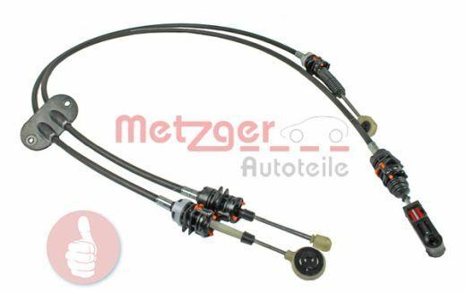 METZGER Seilzug Schaltgetriebe Schaltzug für Schaltgetriebe 3150163