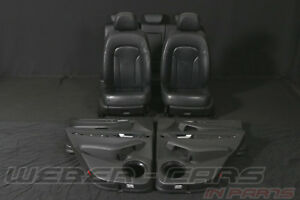 Audi-Q5-8R-Leder-Ausstattung-Lederausstattung-black-leather-interior-seats