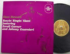 Slam STEWART Bowin' singin' Slam FRENCH LP BYG Records 529161 E.GARNER/GUARNIERI