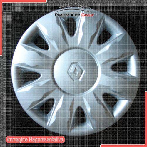 Copricerchi Coppa Ruota Equivalente Universale Renault 15 pollici 441 Singolo