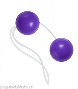 Duo balls orgasm sex