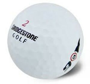 50-Bridgestone-E6-Near-Mint-Used-Golf-Balls-AAAA-Free-Shipping