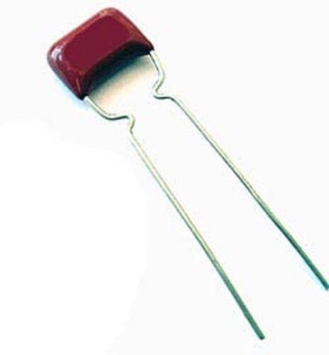 Condensadores de película de poliéster 8.2nF 50 V Panasonic ECQ-B1H822J Reino Unido Vendedor