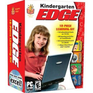 Kindergarten-Edge-10-CDs-Caillou-Zoboomafoo-Land-Before-Time-amp-More-New-in-Box