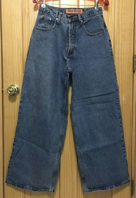 JUNKYARD Jeans Wide Leg Original Blue
