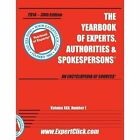 Yearbook of Experts Authorities & Spokespersons 30th Annual - 2014 Edition B