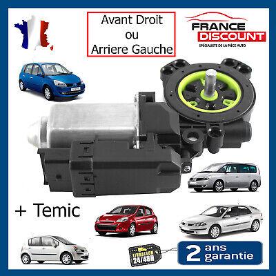 Moteur de leve vitre électrique gauche Temic de Renault Espace Megane Scenic