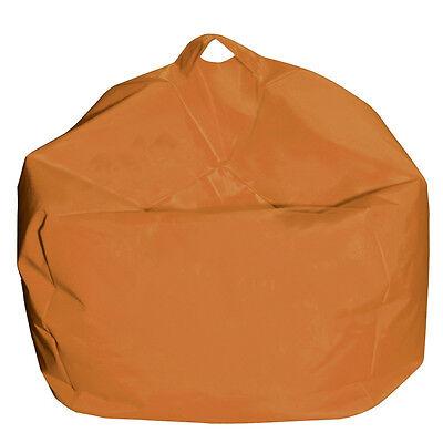 Pouf Comodone seduta da interno ed esterno poltrona sacco morbido in nylon