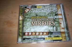 BBC-Radio-4-Full-Cast-Drama-Agatha-Christie-They-Do-It-With-Mirrors-Audio-CD