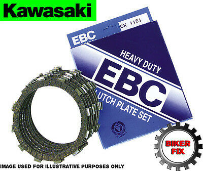 kmx50 B1//B2 Kawasaki Ksr I 90-91 Ebc Heavy Duty Placa De Embrague Kit ck4442