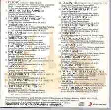 rare BOLERO 60s 70s CD slip LOS PANCHOS piel canela TRIUNFAMOS toda una vida