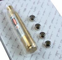 30.06 25.06 270 Win Caliber Red Laser Boresighter Brass Cartridge Bore Sight