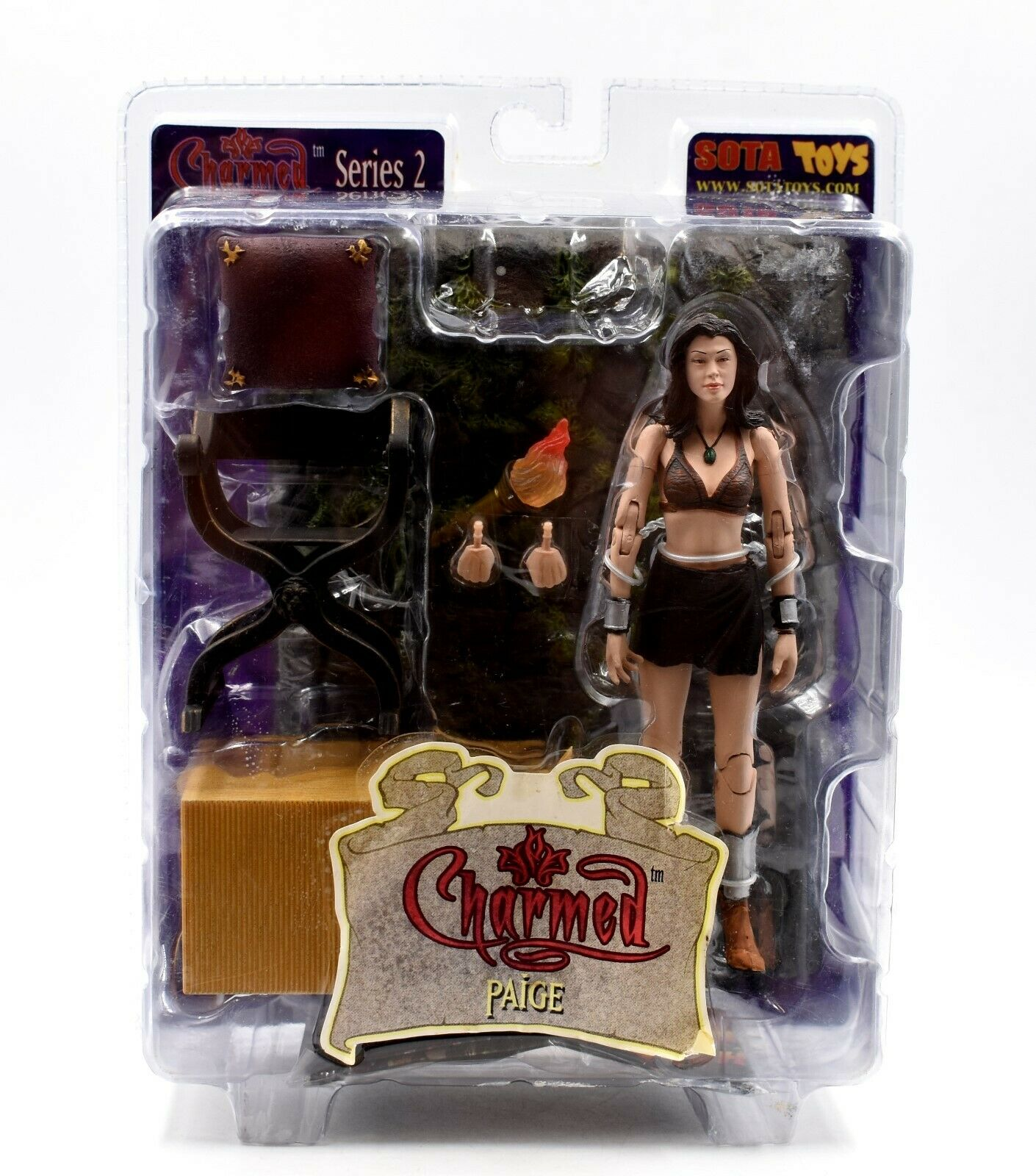 SOTA Toys - Charmed Series 2 - Paige Action Figure