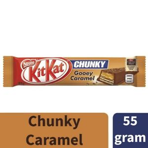 Nestle KitKat Chunky Caramel 55 gram