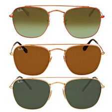 Ray Ban Metal Square Sunglasses - Choose color