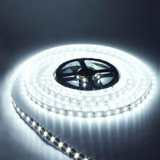 Bright Pure White 5M 300 LEDs 5630 SMD Non-Waterproof Flexible Strip Light US