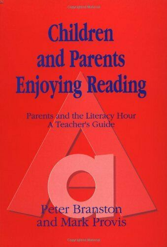 Children and Parents Enjoying Reading: Parents and ... by Provis, Mark Paperback