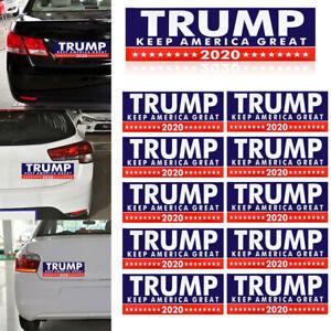 10PCS-Trump-2020-Make-America-Great-Again-For-President-Bumper-Sticker