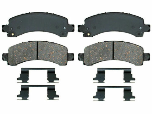 For 2003-2014 Chevrolet Express 1500 Brake Pad Set Rear Raybestos 89588TF 2004