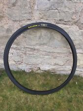 2x Continental Classic RIDE bicycle tyre 40-635 E-25 wired reflective brown