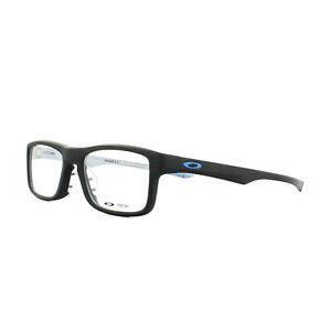 492ce6d5d5f2 Oakley Glasses Frames Plank 2.0 OX8081-01 Satin Black 51mm ...