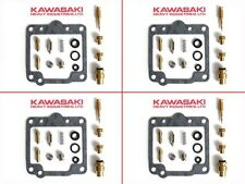 1981-83 Kawasaki SHAFT DRIVE carburetor CARB REPAIR KITS x4 seal  kz1100 kz 1100