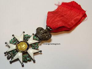 Etoile-de-la-LEGION-d-039-HONNEUR-chevalier-45-mm-monarchie-de-juillet-0003