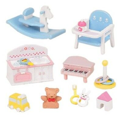 Sylvanian Families furniture delicious breakfast set From Japan