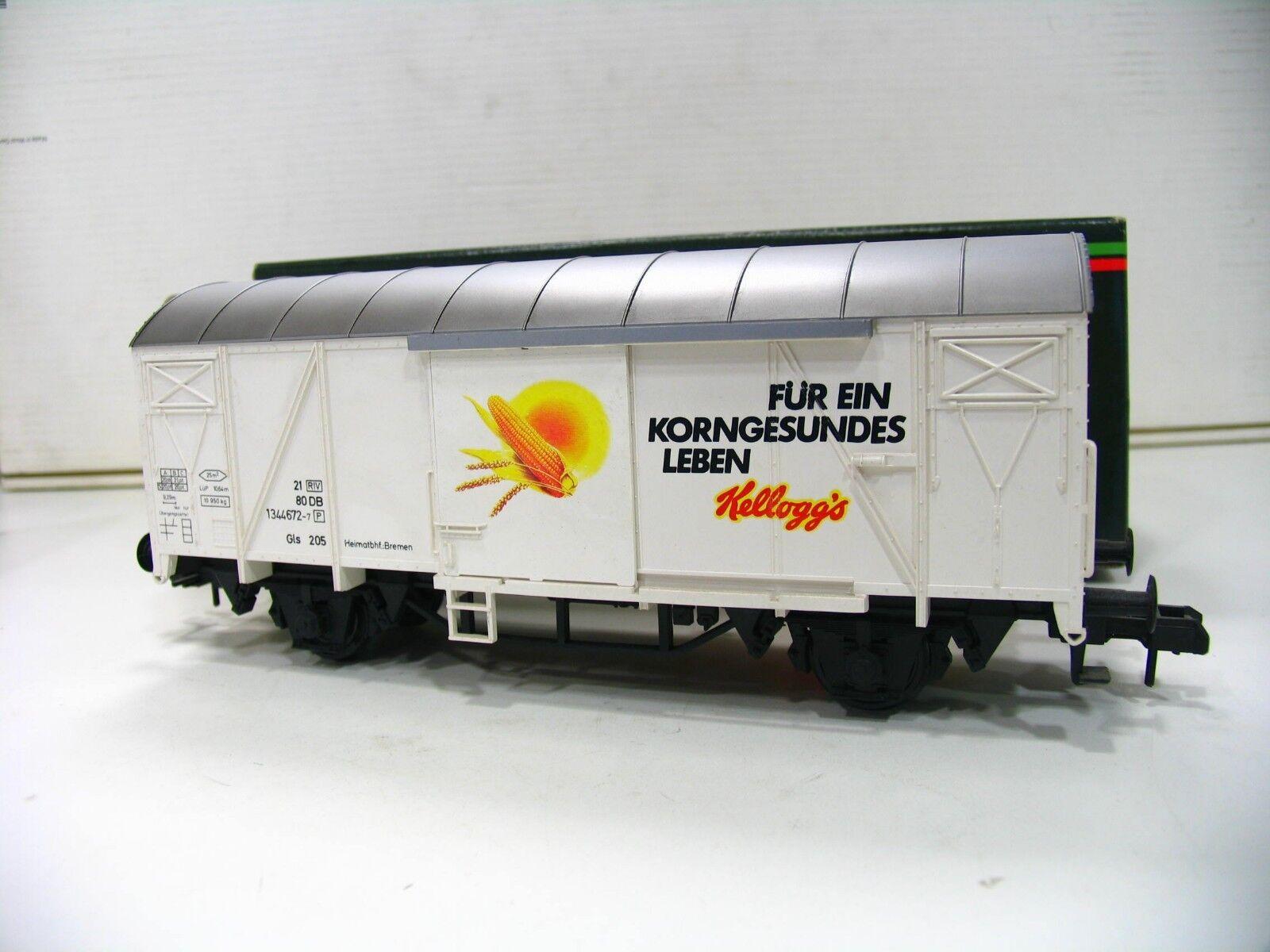 Märklin pista 1 5888 con cena vagones Kelloggs sp226